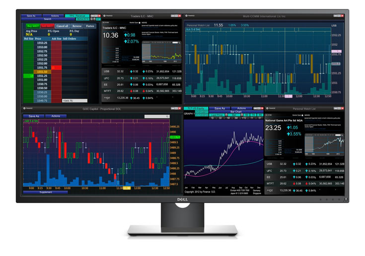 Цена монитора Dell P4317Q — $1350