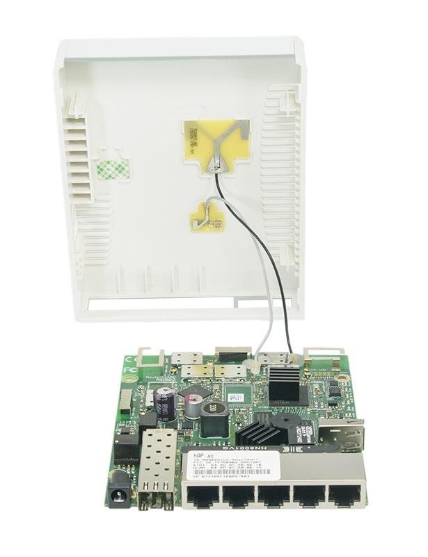 Переходим на 5 GHz домашнего интернета вместе с MikroTik hAP AC - 6