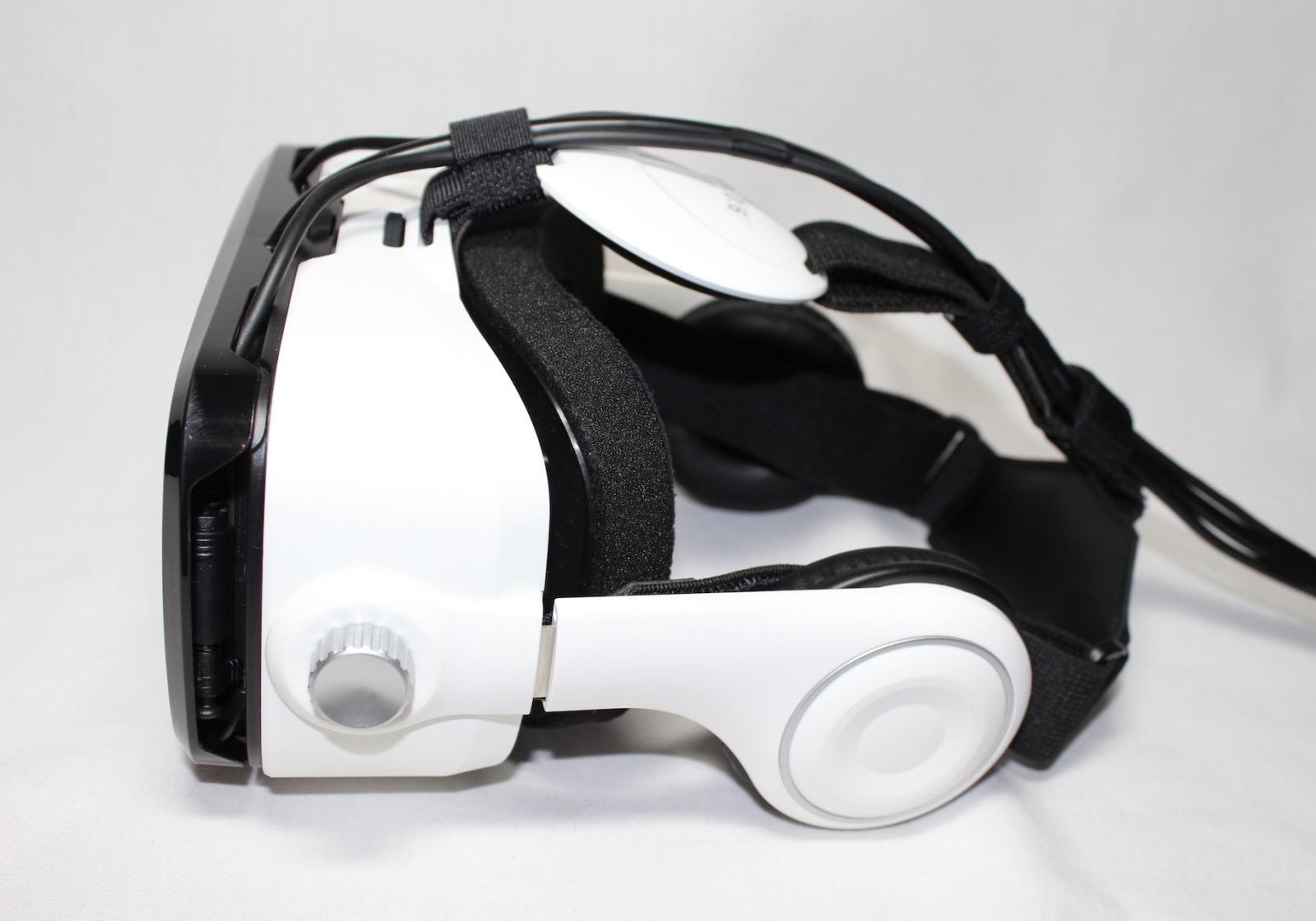 Шлем виртуальной реальности VRD Z4 - 2