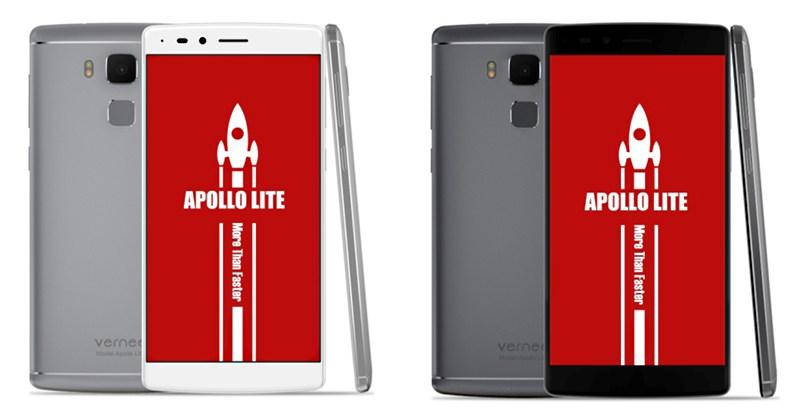 Смартфон Vernee Apollo Lite поступит в продажу 1 июня по цене $230