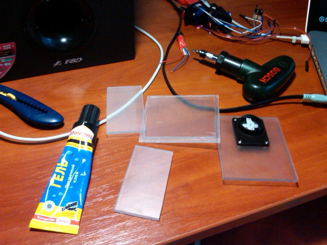 Тепловизор на платформе Arduino UNO - 3