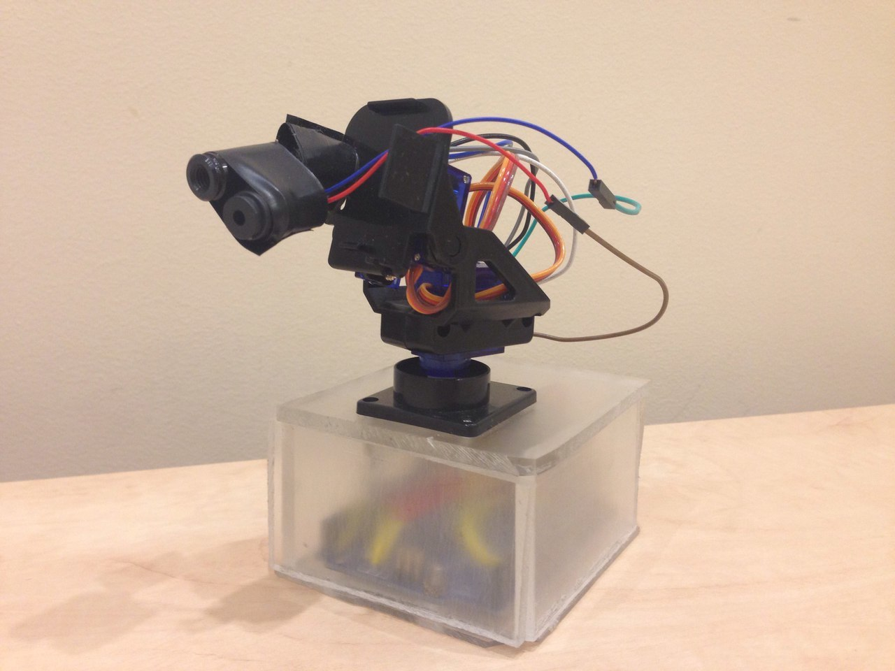 Тепловизор на платформе Arduino UNO - 1