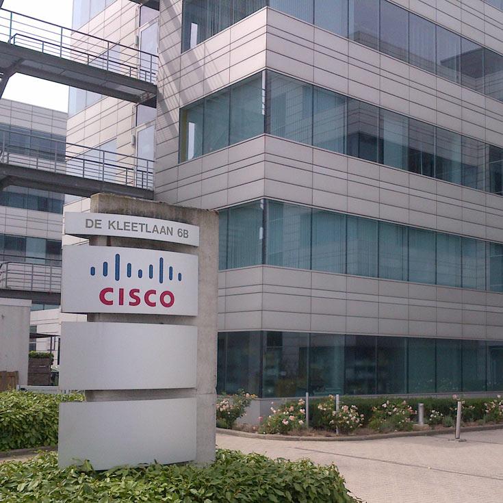 У Cisco 30 апреля завершился третий квартал 2016 финансового года