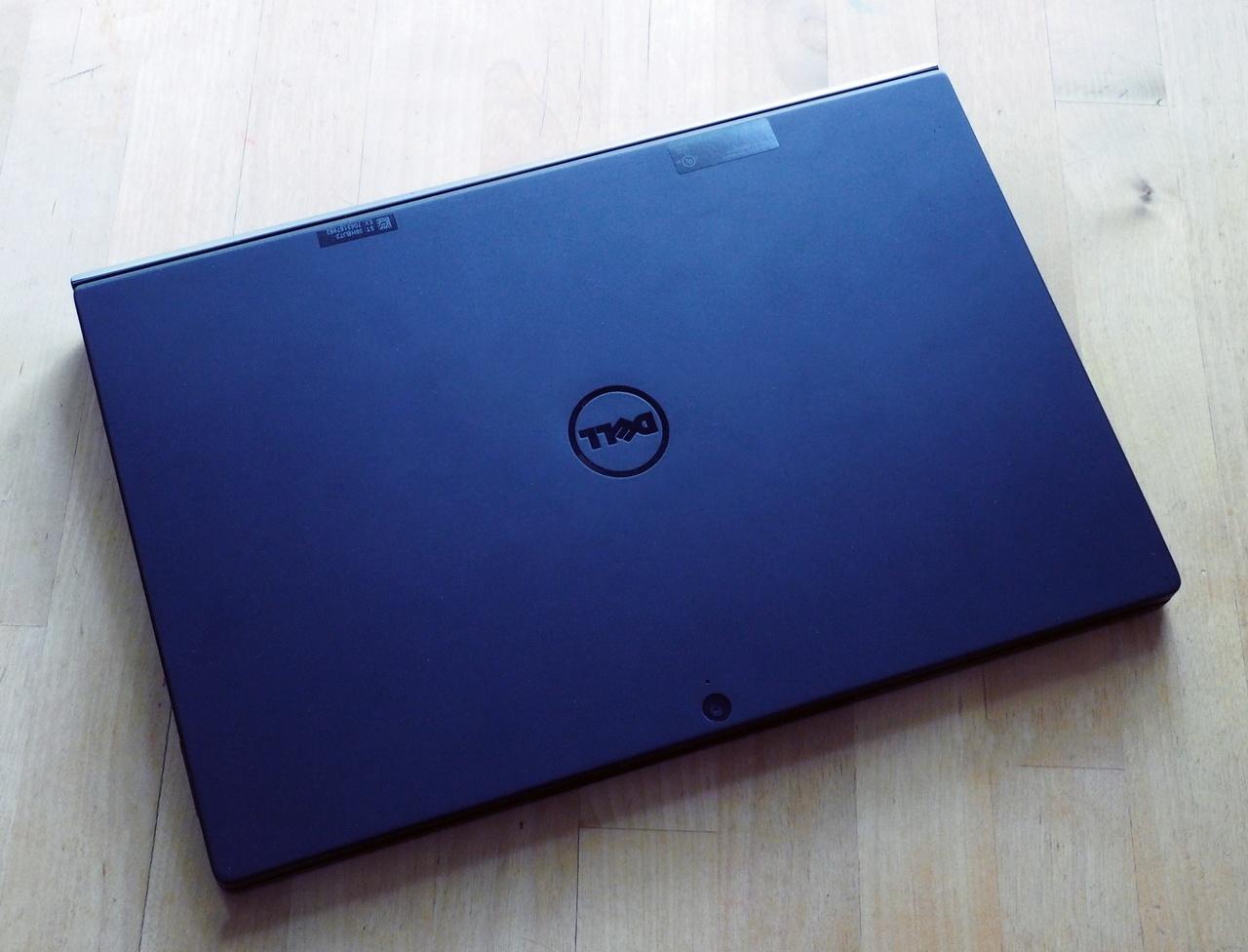 Dell XPS 12: Когда не надо выбирать между ноутбуком и планшетом - 13