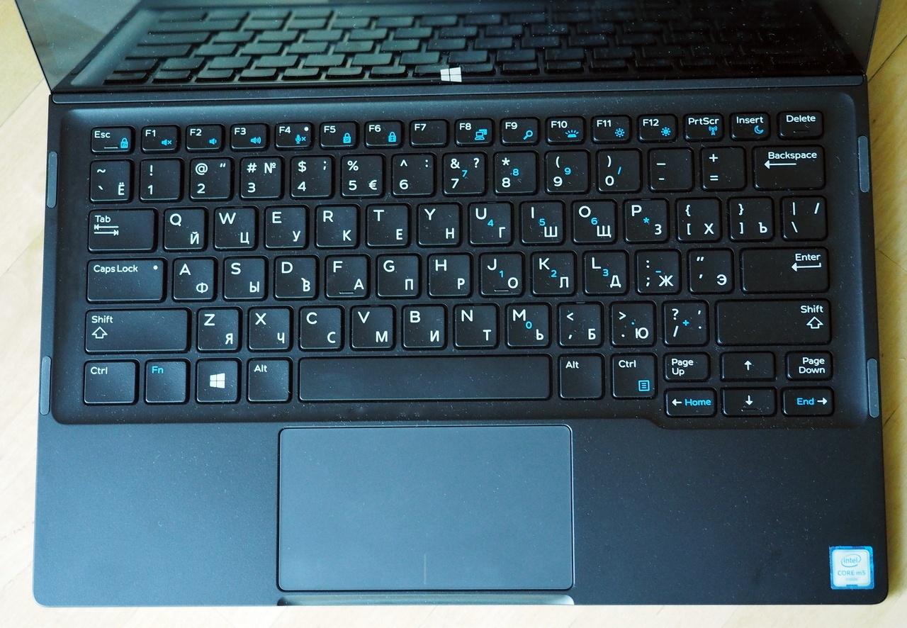 Dell XPS 12: Когда не надо выбирать между ноутбуком и планшетом - 6