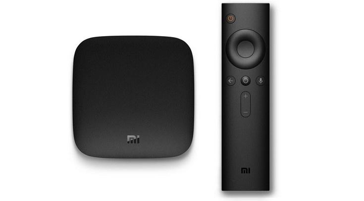 Xiaomi выходит на рынок США с приставкой Mi Box