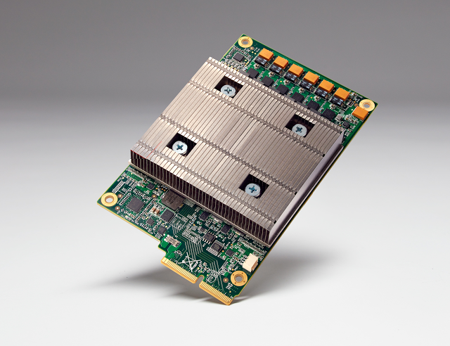 Google уже больше года использует Tensor Processing Unit (TPU) для машинного обучения