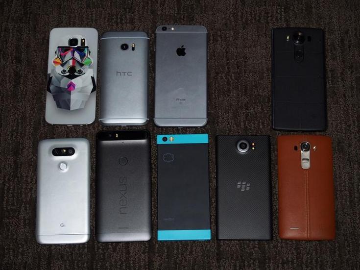 Gartner опубликовала отчёт по рынку смартфонов
