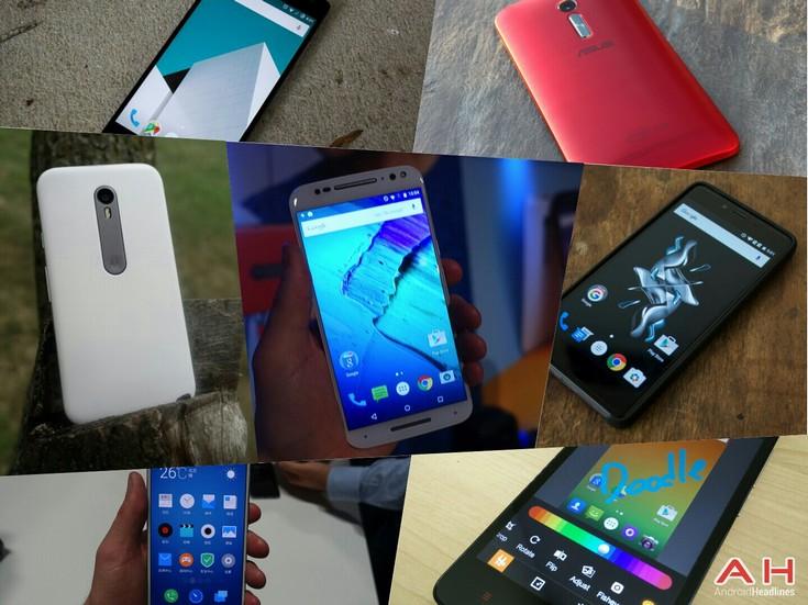 В Китае продаётся треть всех смартфонов