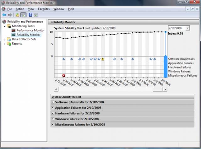 Более 60 инструментов для мониторинга Windows - 5