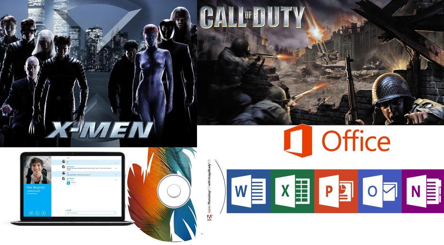 Борьба снаряда и брони: насколько растолстели программы, игры и фильмы со времён Windows XP - 3