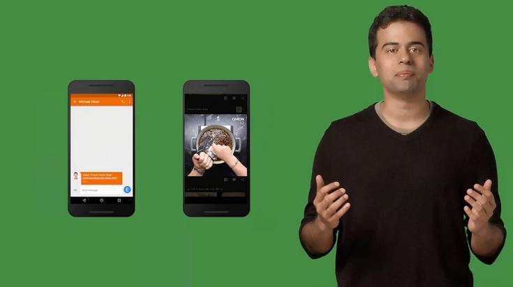 Функция Android Instant Apps появится в ОС Android в ближайшие месяцы