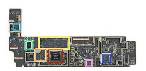Планшет Google Pixel C не очень хорошо поддаётся ремонту