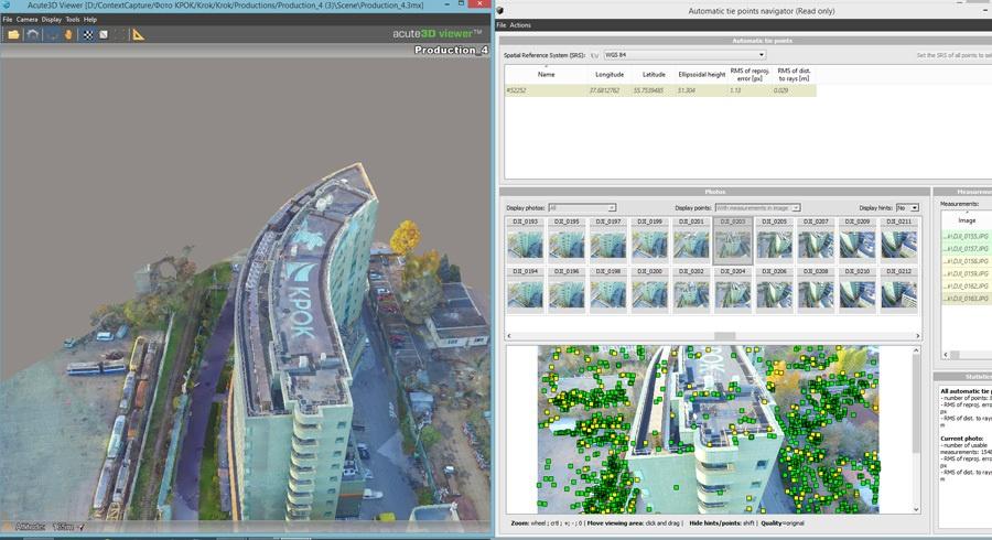 Разведка и инженерное дело: 3D-модели зданий, развязок и карьеров по фото - 7