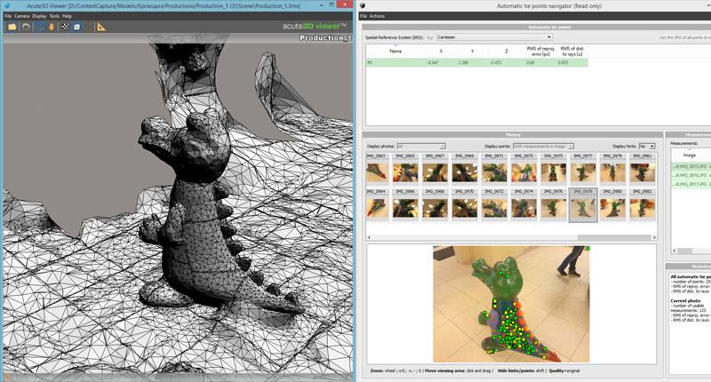 Разведка и инженерное дело: 3D-модели зданий, развязок и карьеров по фото - 9