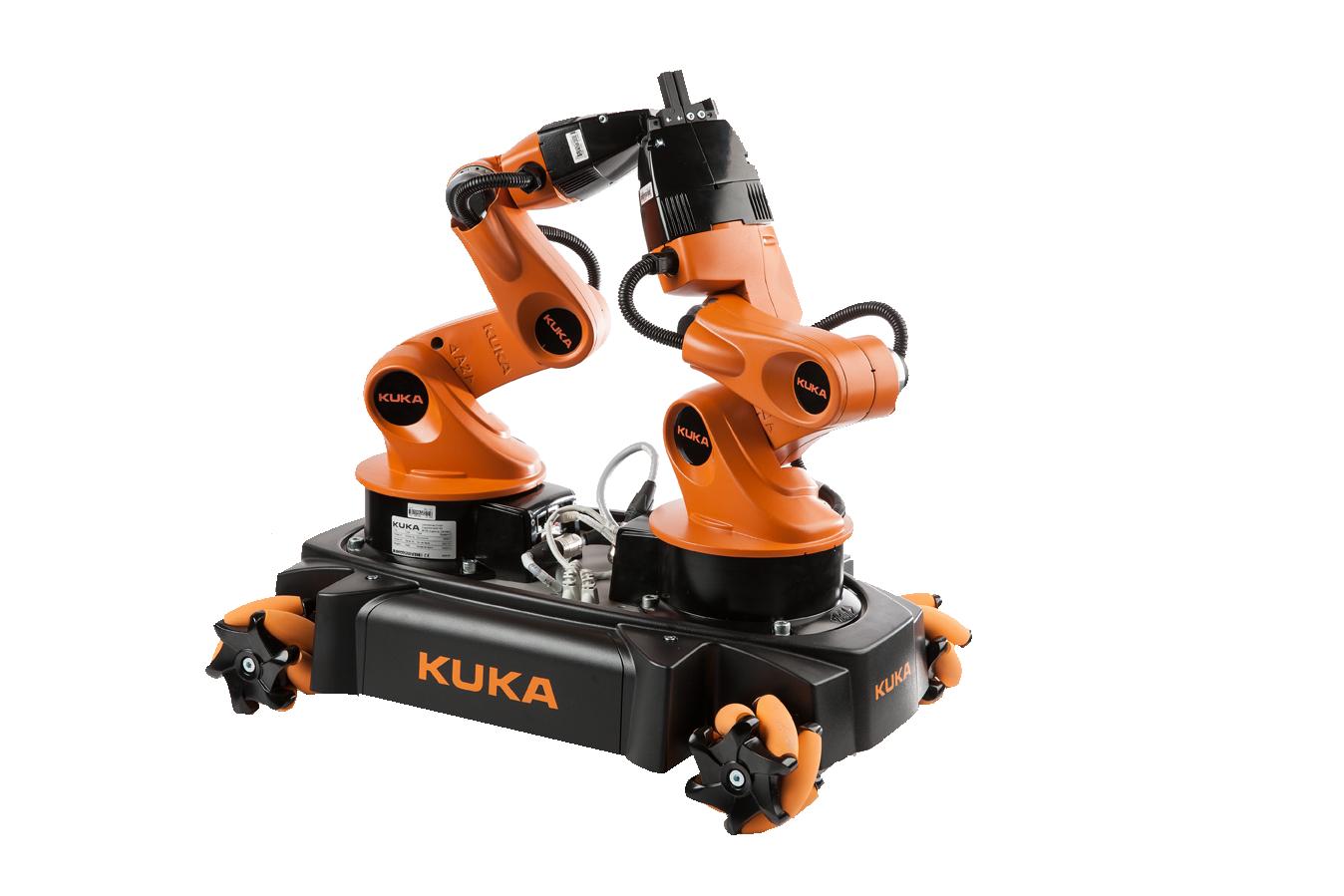 Реализация робототехнических задач на платформе KUKA youBot, часть 1 - 1