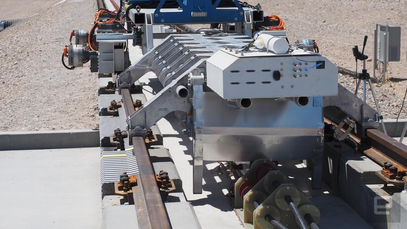 РЖД создала рабочую группу для запуска сверхскоростного поезда Hyperloop - 2