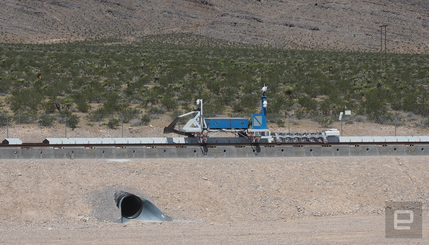 РЖД создала рабочую группу для запуска сверхскоростного поезда Hyperloop - 3