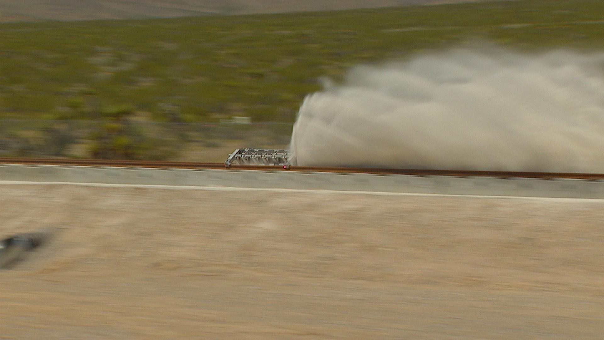 РЖД создала рабочую группу для запуска сверхскоростного поезда Hyperloop - 1