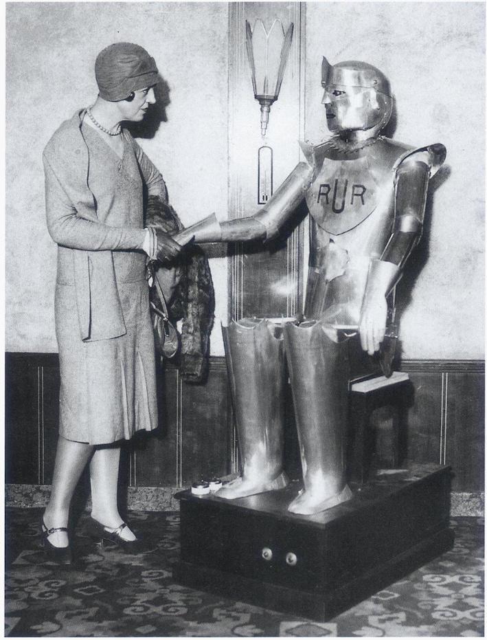 Возвращение Эрика — первого говорящего робота Великобритании - 6