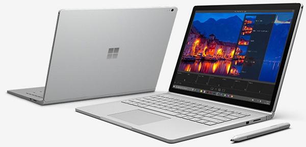 Microsoft Surface Book первого поколения пока остается в строю