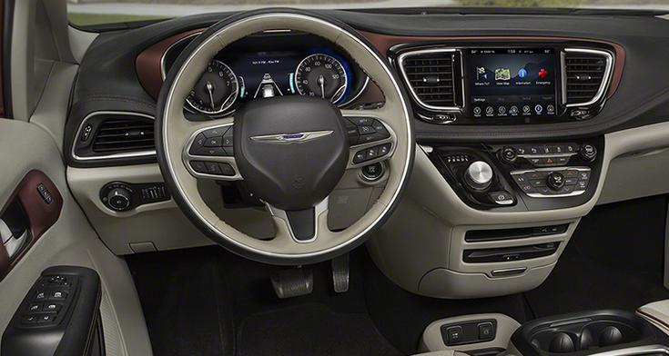 Партнёрство Fiat Chrysler Automobiles и Google ограничивается закупкой 100 минивэнов