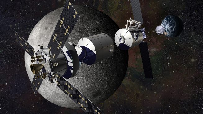 Lockheed Martin: мы планируем отправить людей на орбиту Марса к 2028 году - 2