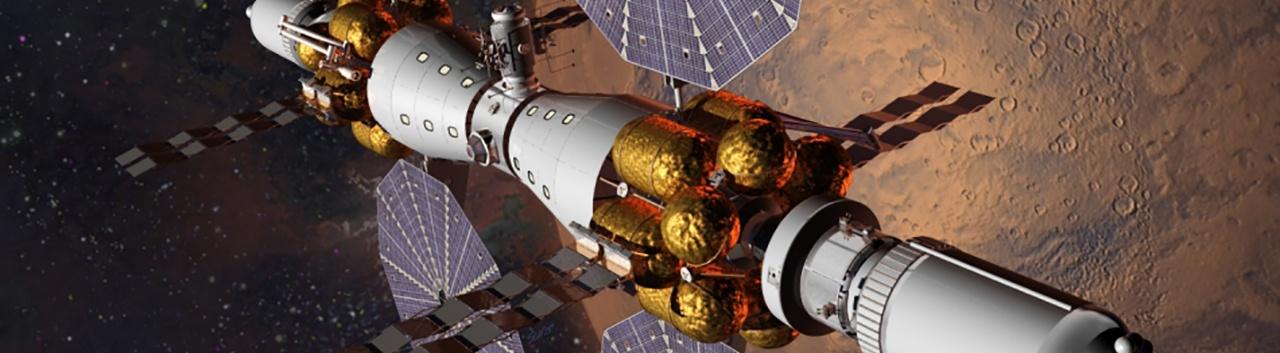 Lockheed Martin: мы планируем отправить людей на орбиту Марса к 2028 году - 1