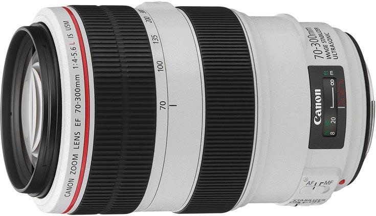 Возможно, новый объектив Canon EF получит винтовой шаговый привод STM