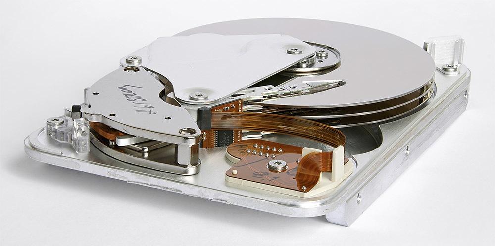 Как долго или где быстро хранить информацию на диске - 1