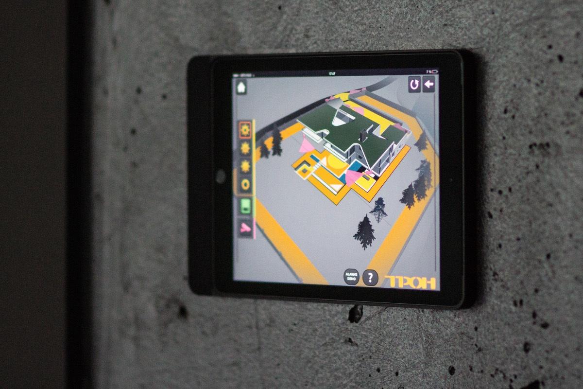 Создатель 3D интерфейса для умных домов премиум класса выходит с краудфандинговым проектом - 1