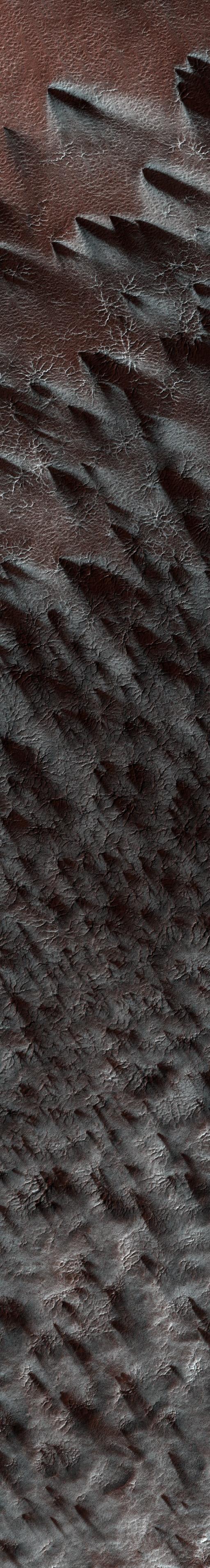Ветер и лед на Марсе - 10