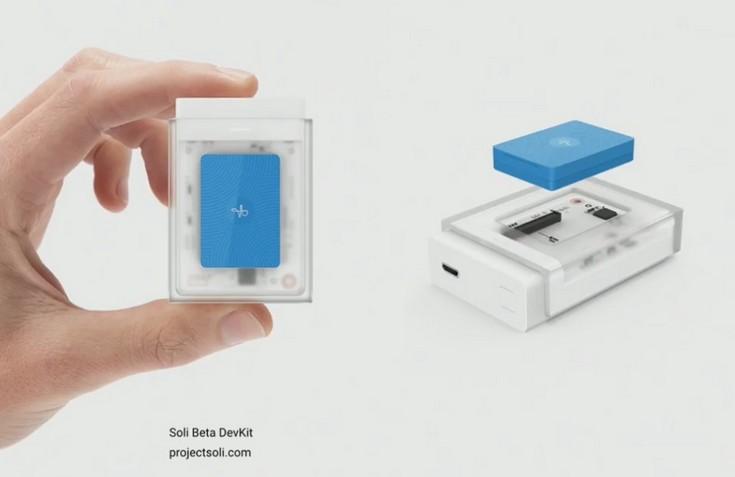 Радары Google Project Soli могут найти применение в умных часах и портативных АС