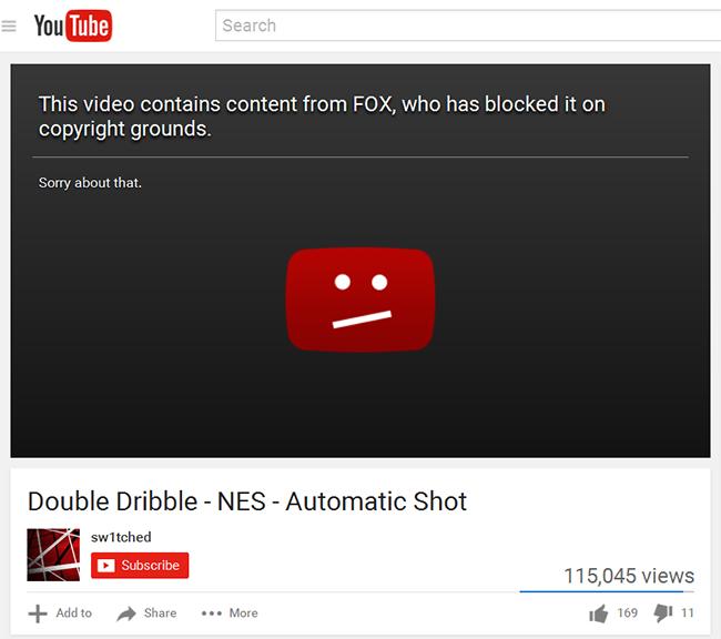 Бизнес по-голливудски: берем с YouTube ролик, вставляем в свой мультфильм, требуем удалить исходный ролик - 2