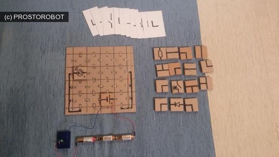 «Электричество в квадратиках» или как я делал электронный конструктор из подручных материалов - 10