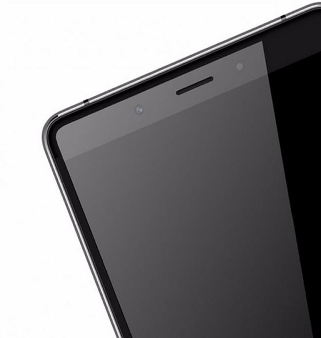 Экран смартфона Nubia Z11 Max занимает 83,27% площади лицевой панели