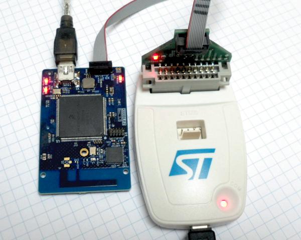 Модуль универсального контроллера для интернета вещей. Основы программирования - 1