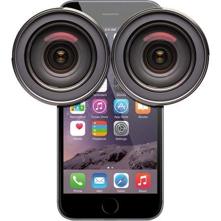 По данным Nomura Securities, основным поставщиком сдвоенных камер для смартфона iPhone 7 Plus стала не Sony, а LG