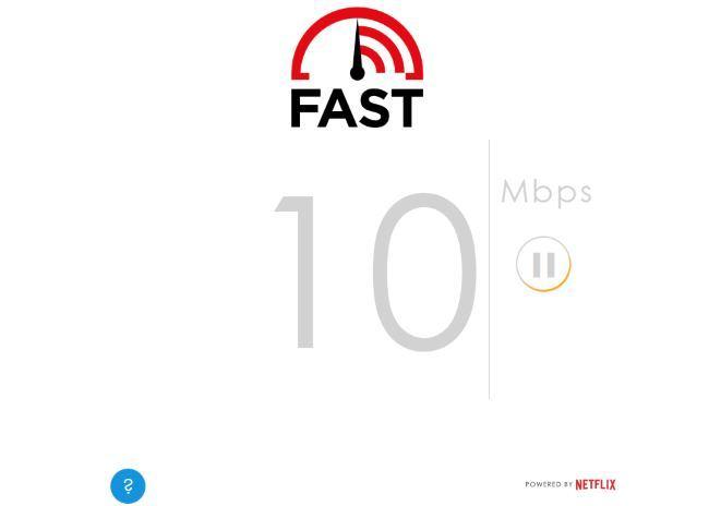 Netflix сделал быстрый аналог Speedtest.net - 2