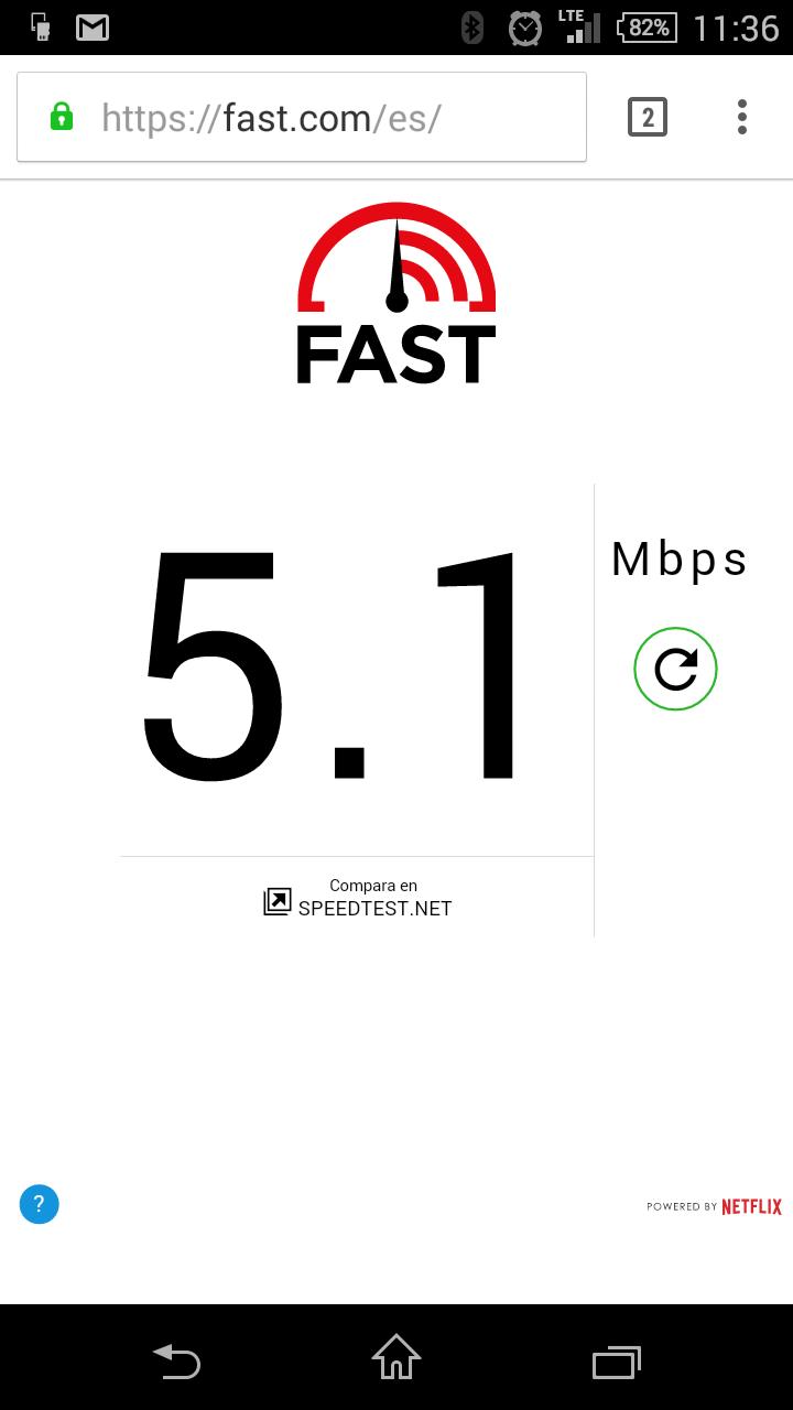 Netflix сделал быстрый аналог Speedtest.net - 3