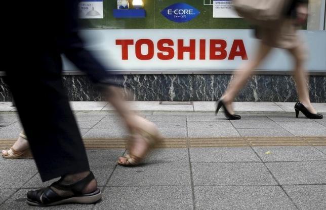 Toshiba сократит капитальную базу более чем вдвое — до 1,8 млрд долларов