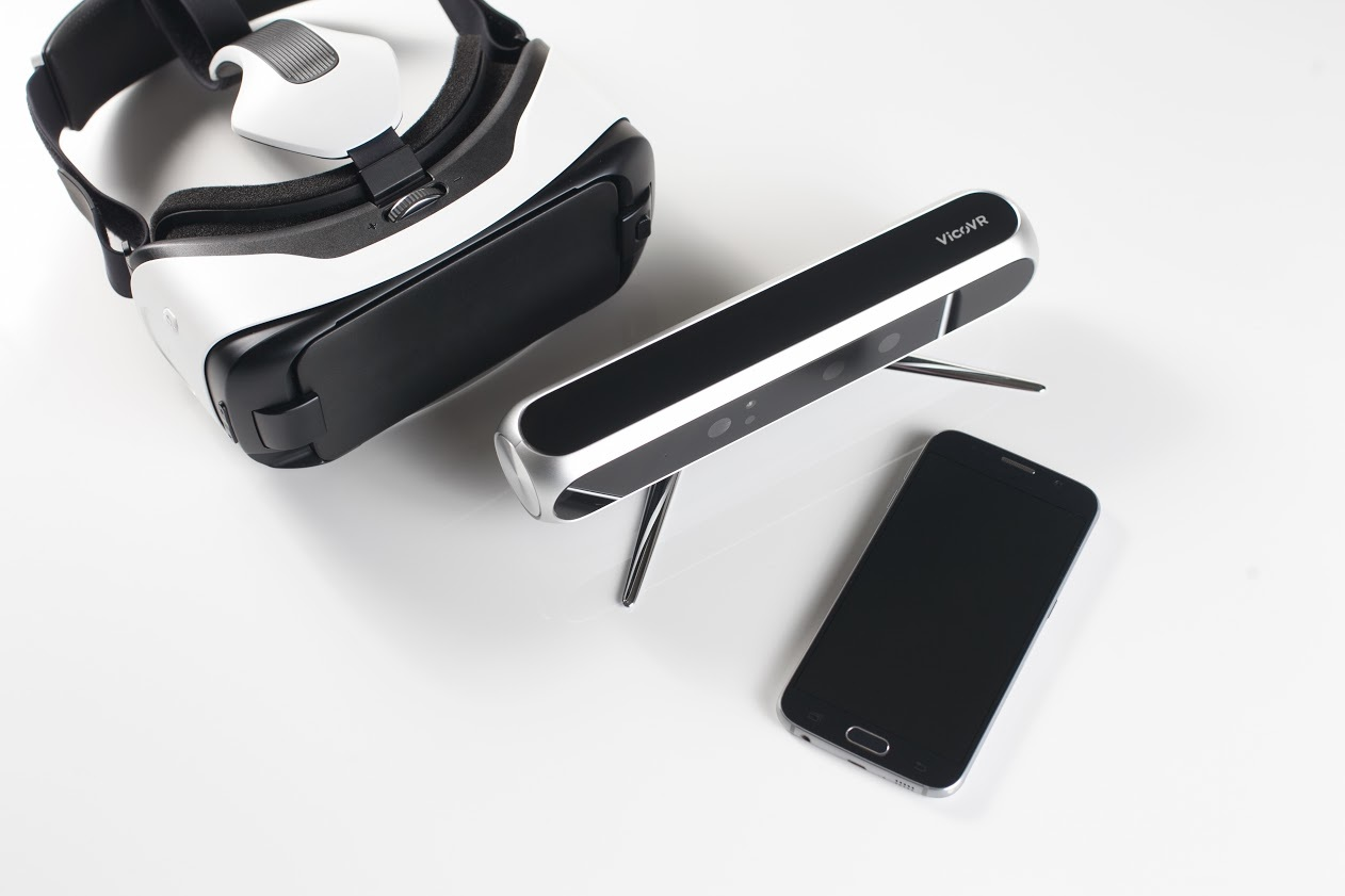 VicoVR — тонкости разработки российского контроллера для мобильной виртуальной реальности - 4