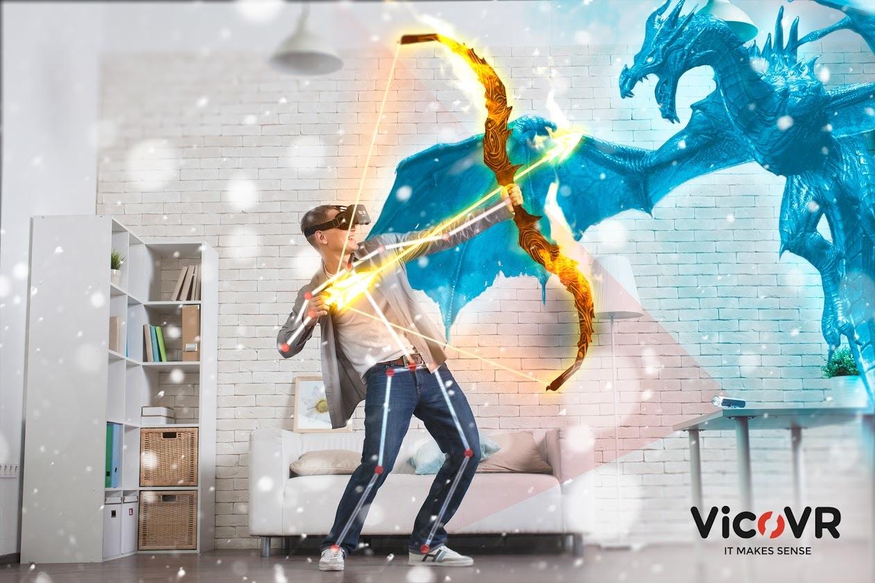 VicoVR — тонкости разработки российского контроллера для мобильной виртуальной реальности - 8