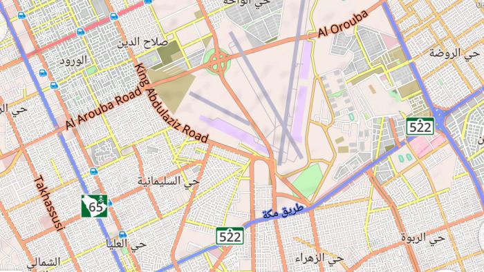 Как мы рисовали road shields на карте - 12
