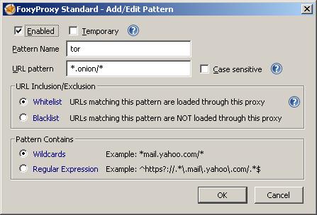 Как открывать заблокированные провайдером сайты и скрытые onion-сервисы в основном браузере (Firefox) - 5