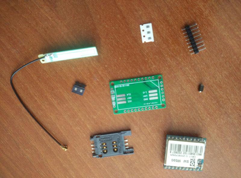 Краудфаундинг проект «Noorik» — Open source GSM модуль для автоматических ворот - 5