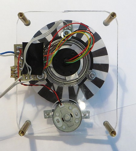 Самодельный сканирующий лазерный дальномер - 14