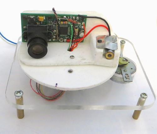 Самодельный сканирующий лазерный дальномер - 16