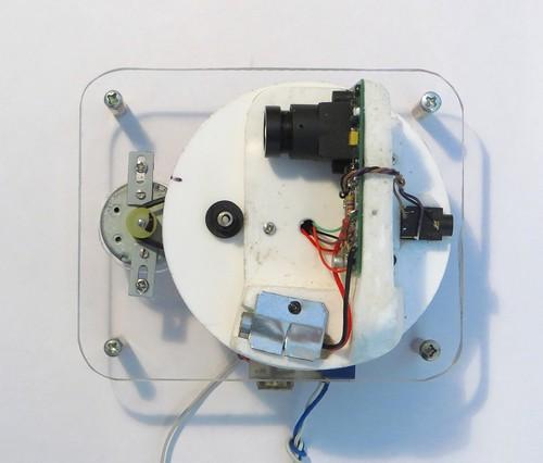 Самодельный сканирующий лазерный дальномер - 17