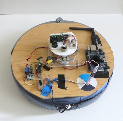 Самодельный сканирующий лазерный дальномер - 22